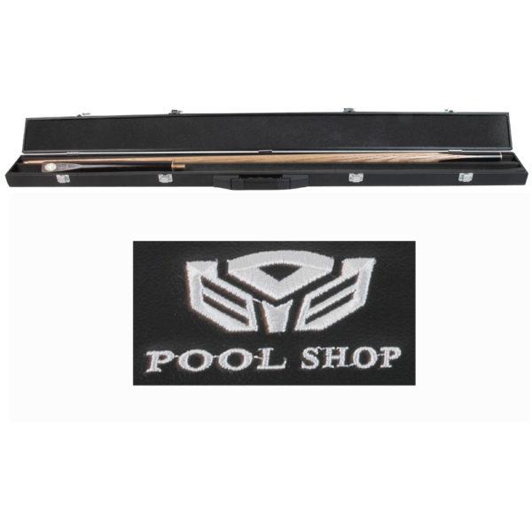 Etui rigide std noir Pool Shop Queue 2 pièces 3/4