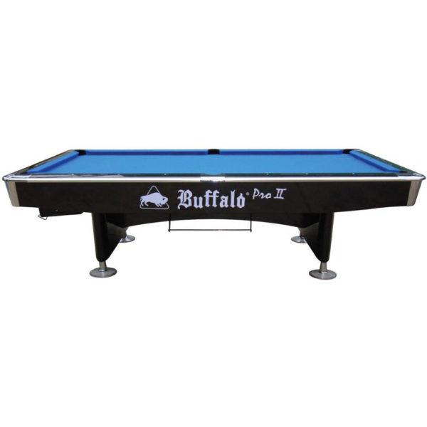 Billard américain Buffalo ProPool Noir 9ft retour pocket