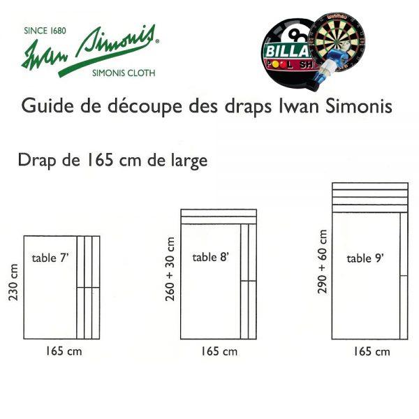 Tapis Simonis 920/165 Empire Green – Le mètre linéaire
