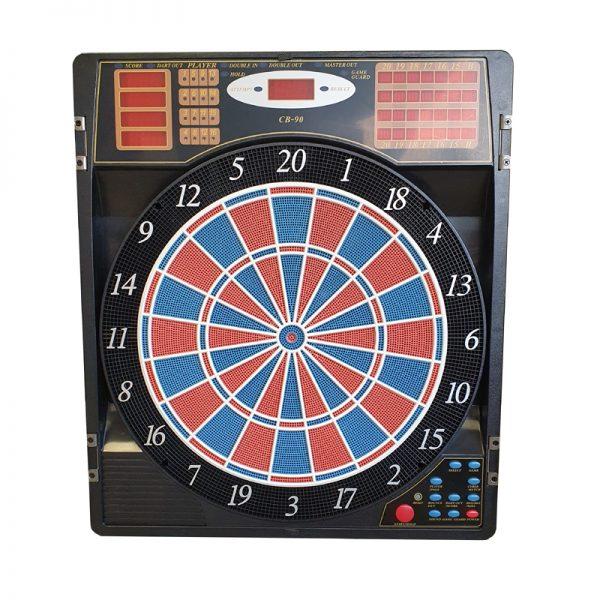 Cible Electronique Karella CB-90 Multi Jeux (cricket inclus)