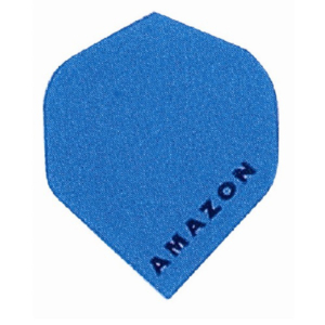 Ailette (3) Amazon bleue large