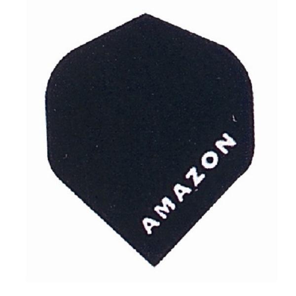 Ailette (3) Amazon noire large les 3 jeux