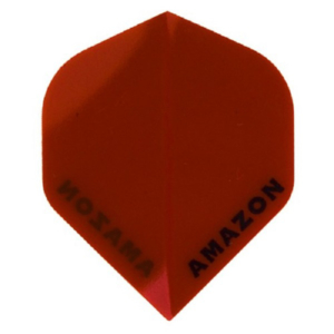 Ailette (3) Amazon rouge large