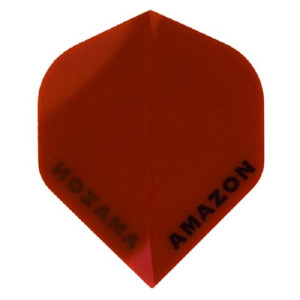 Ailette (3) Amazon rouge large