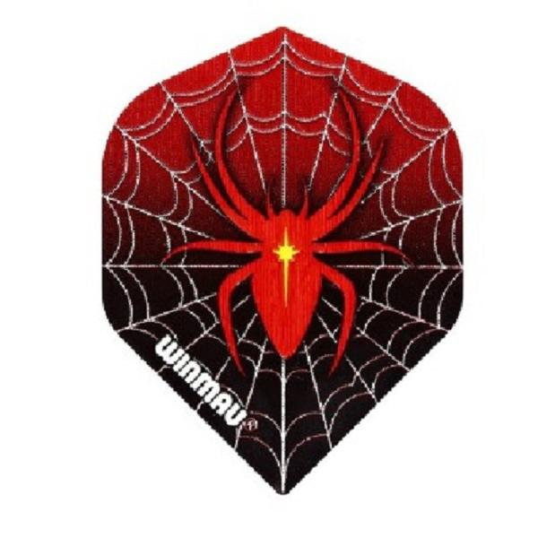 Ailette (3) Mega araignée large
