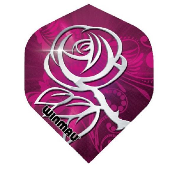 Ailette (3) Mega wild roses large les 3 jeux