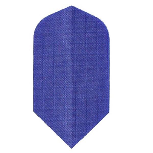 Ailette (3) Nylon bleue slim