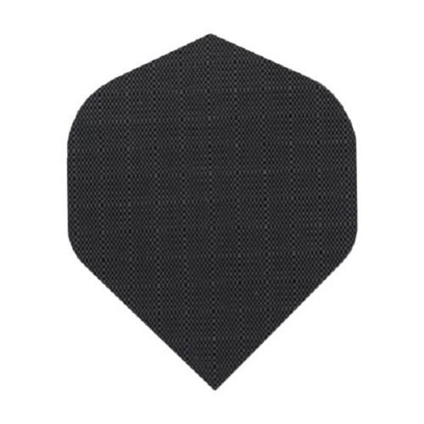 Ailette (3) Nylon noire large