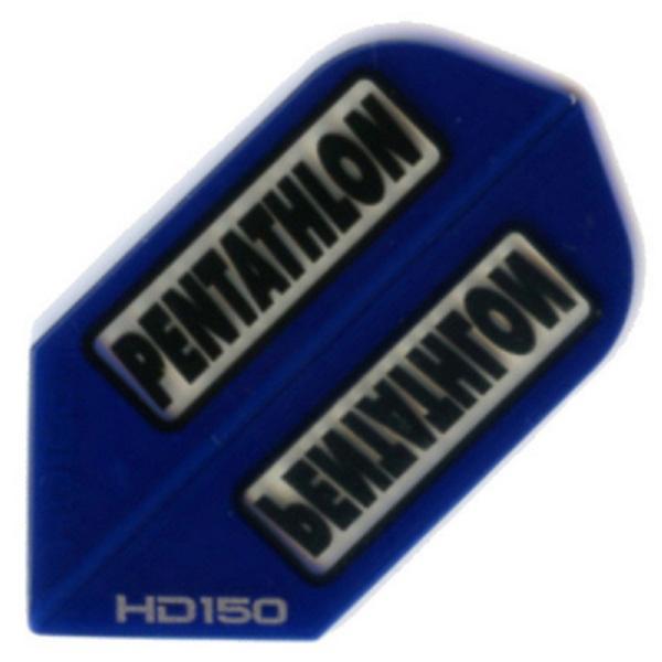 Ailette (3) Pentathlon HD150 blue slim les 3 jeux