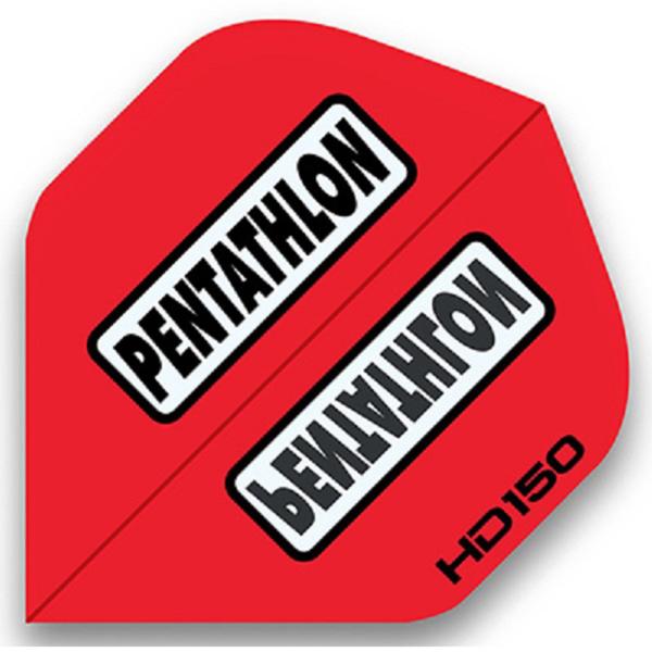 Ailette (3) Pentathlon HD150 red large les 3 jeux