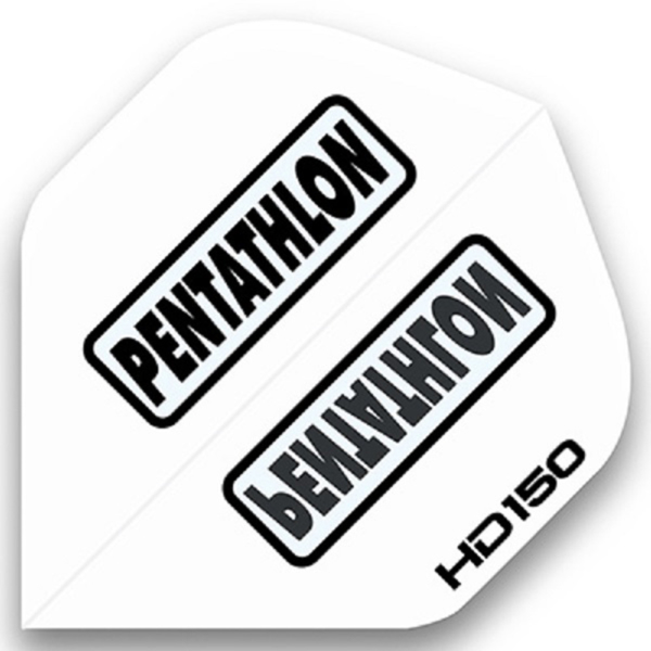 Ailette (3) Pentathlon HD150 white large