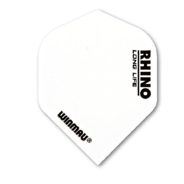 Ailette (3) Rhino blanche large les 3 jeux