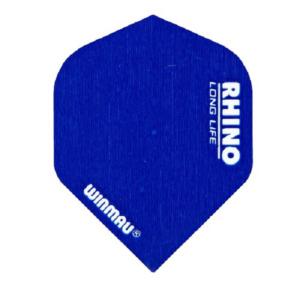 Ailette (3) Rhino bleue large