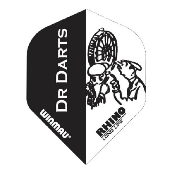 Ailette (3) Rhino Dr darts large