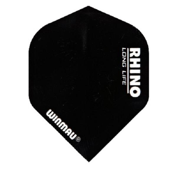 Ailette (3) Rhino noire large les 3 jeux