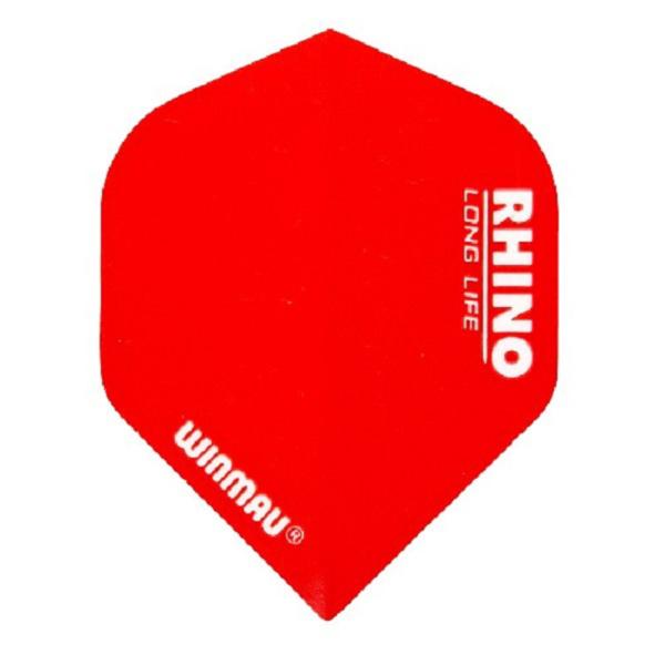 Ailette (3) Rhino rouge large les 3 jeux