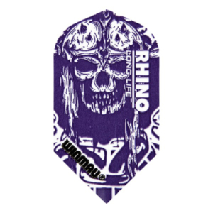 Ailette (3) Rhino Zombie Purple slim