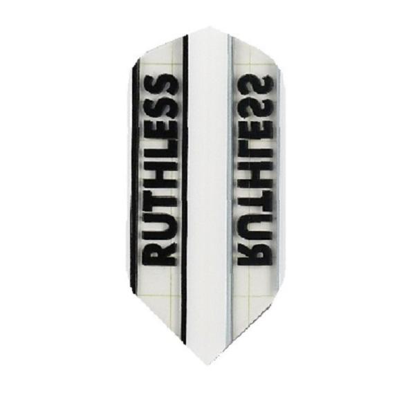 Ailette (3) Ruthless blanche/transparente slim les 3 jeux