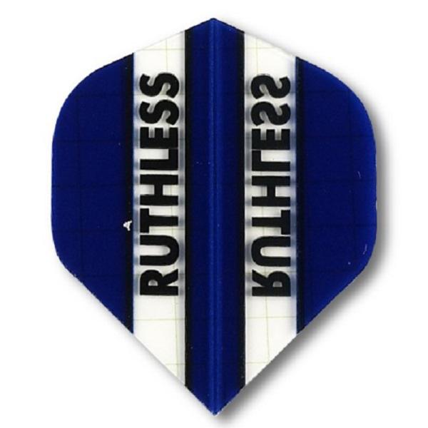 Ailette (3) Ruthless bleue/transparente large les 3 jeux