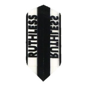 Ailette (3) Ruthless noire/transparente slim