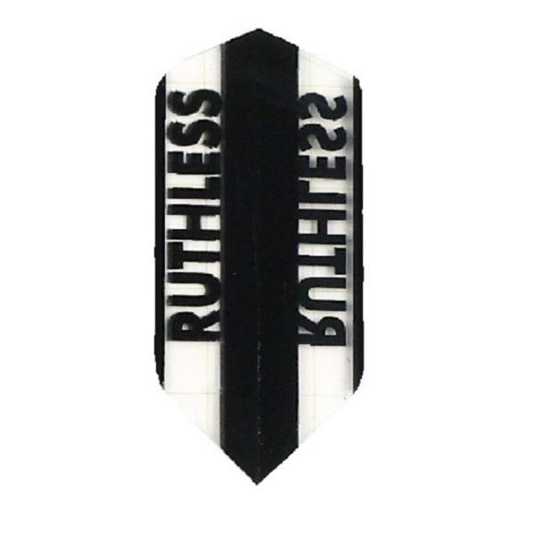 Ailette (3) Ruthless noire/transparente slim les 3 jeux