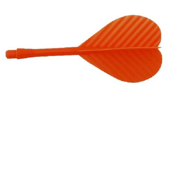 Ailette HT strong Crinkle 2BA orange les 10