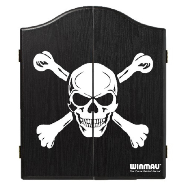 Armoire Winmau Tête de Mort Noire