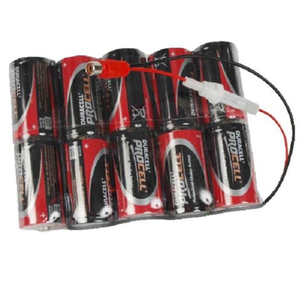 Batterie Pool