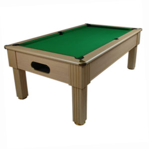 Billard anglais Havana Oak 7ft