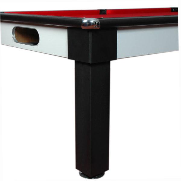 Billard anglais Milano Noir/Gris Diner 7ft