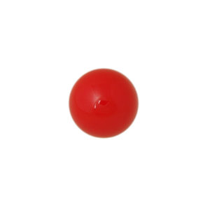 Bille rouge aramith 38mm
