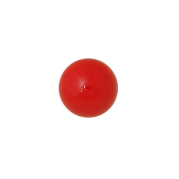 Bille rouge aramith 34,9mm