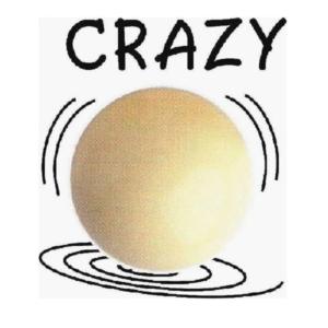 Bille blanche Crazy aramith 52,4mm