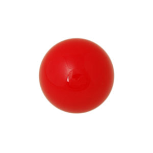 Bille rouge aramith 47,6mm