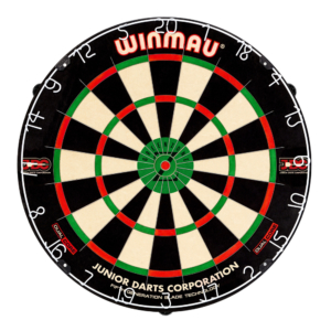 Cible traditionnelle Winmau-Blade 5 Dual Core Green Zone