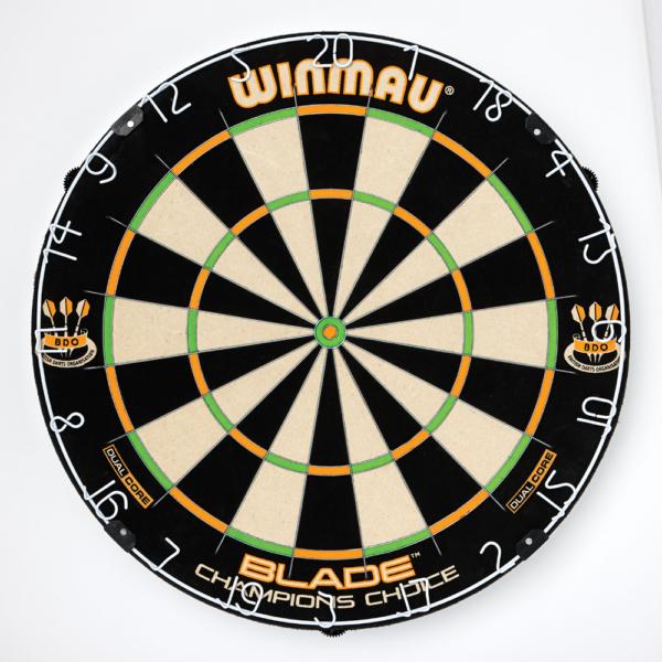 Cible traditionnelle Winmau Champion Choice 5 Dual Core