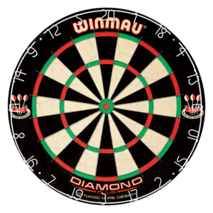 Cible traditionnelle Winmau Diamond