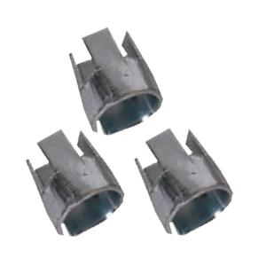 Couronnes acier (3) blocage flèche nylon les 3 jeux