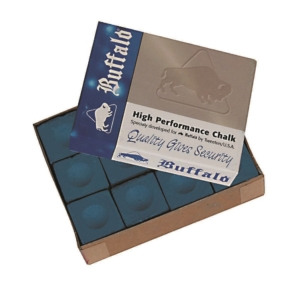 Craie Buffalo bleue boîte de 12
