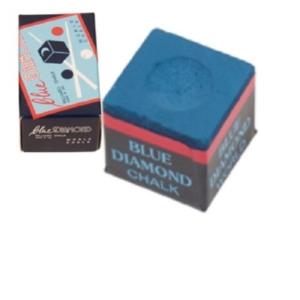 Craie Blue Diamond bleue boîte 2 craies