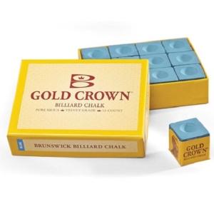Craie Brunswick bleue boîte de 12