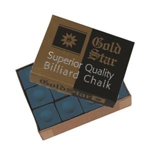 Craie Goldstar bleue boîte de 12