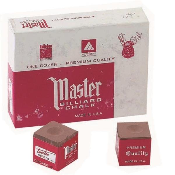 Craie Master brune boîte de 12