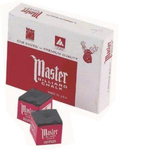 Craie Master noire boîte de 12