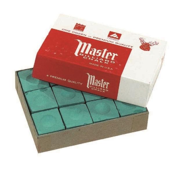Craie Master verte boîte de 12