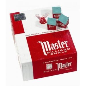 Craie Master verte boîte de 144