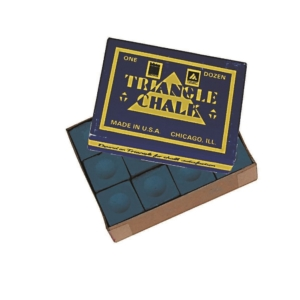 Craie Triangle bleue boîte de 12