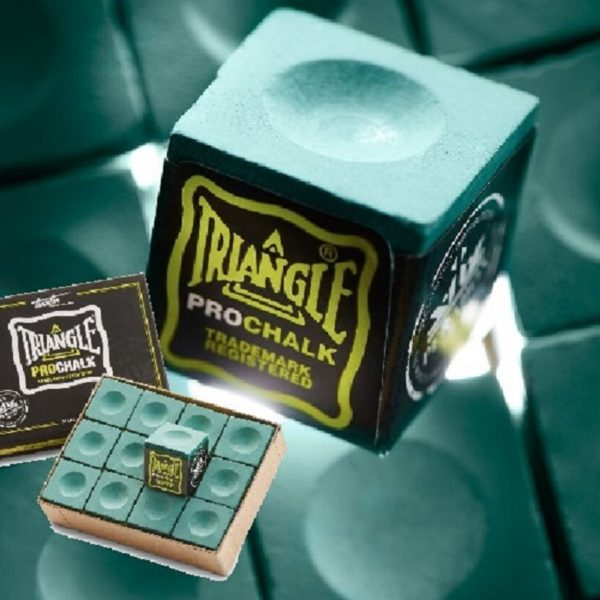Craie Triangle Pro verte boîte de 12
