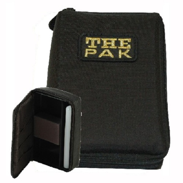 Etui The Pack noir nylon