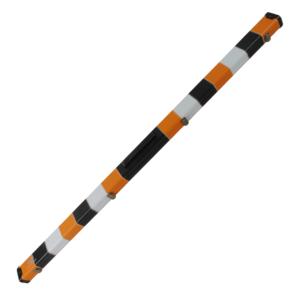 Etui rigide Black/Orange/White Pool Shop Queue 1 pièce